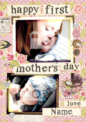 Collecting Happiness - 1st Mother's Day