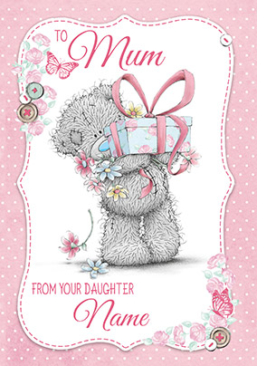 Tatty teddy mothers day card from daughter funky pigeon tatty teddy mothers day card from daughter m4hsunfo