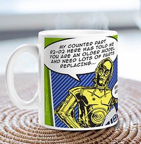 Star Hope Skywalker Mug Wars New Luke A CBxeQrWdo