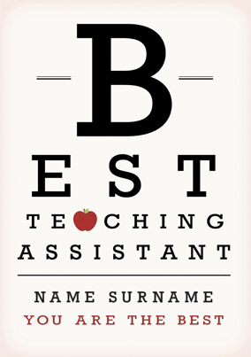 At First Sight - Best Teaching Assistant