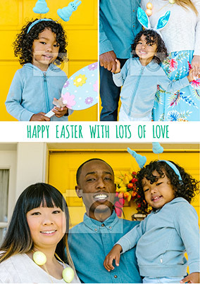Essentials - Happy Easter Multi Photo