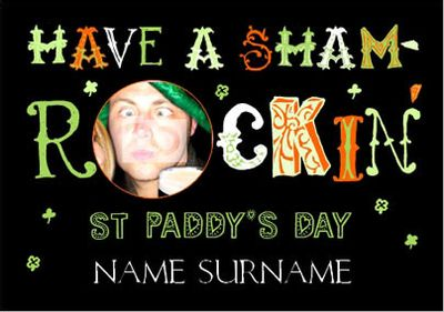 Funky Words - St Patrick's Day