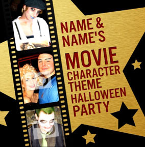 Halloween Film Star Square