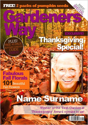 SpoofMag Gardeners Way - Thanksgiving