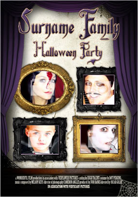 Halloween Spoof Movie - The Surname Family