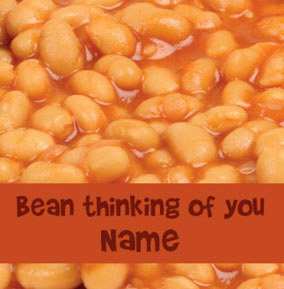 Bean Thinking Of You - Baked