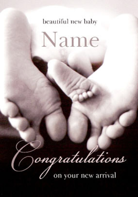 Wishes & Kisses - New Baby Arrival