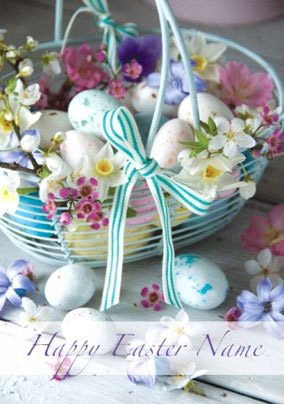 Abacus - Easter Basket