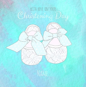 Love On Your Christening Day