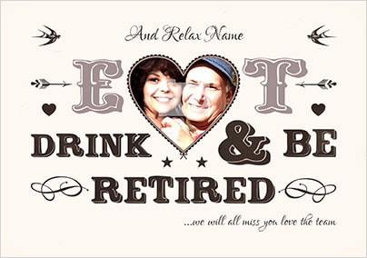 Alpha Betty - Eat, Drink, Be Retired