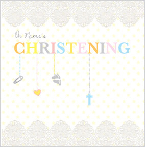 CardMix - Christening Mobile