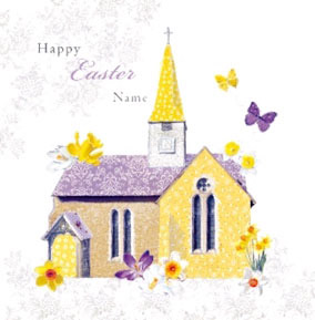 LilyBe - Easter Church