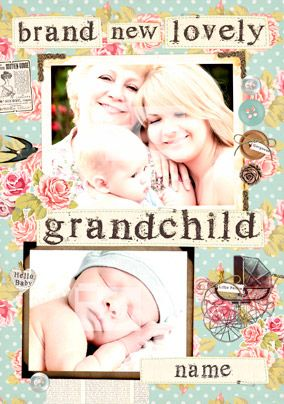 Collecting Happiness - New Grandchild