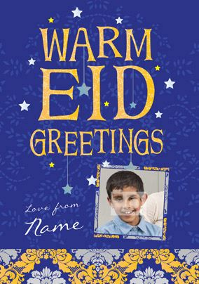 Eid - Warm Eid Greetings Photo
