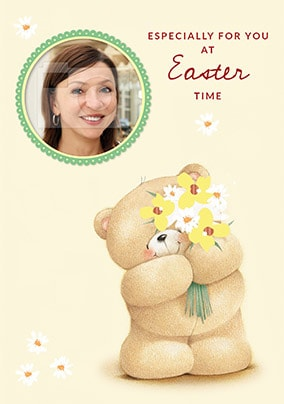 For You At Easter Photo Card