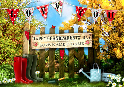 In The Country - Grandparent's Day