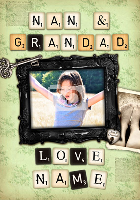 Love Letters - Grandparents' Day