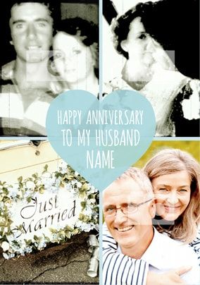 Happy Days - Anniversary Husband