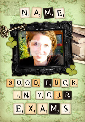 Love Letters - Good Luck Photo