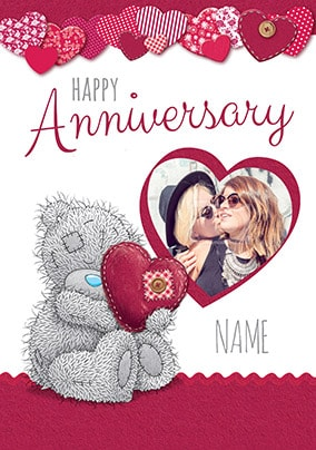 Photo Anniversary Cards - Make it Special | Funky Pigeon