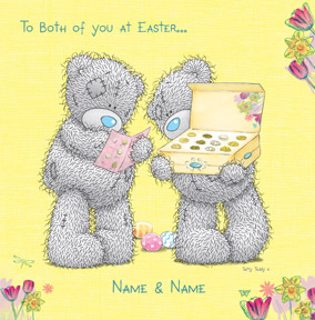 Me to You - Easter Couple