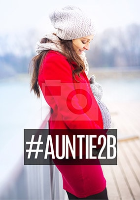 Auntie2B Photo Card