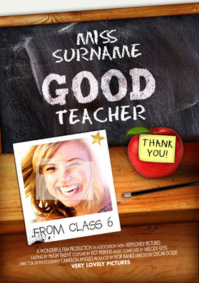 Spoof Movie - Good Teacher