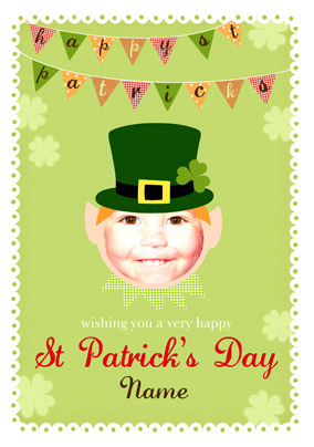 Bauble Yourself - St Patrick's Day Boy