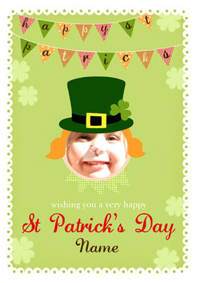 Bauble Yourself - St Patrick's Day Girl