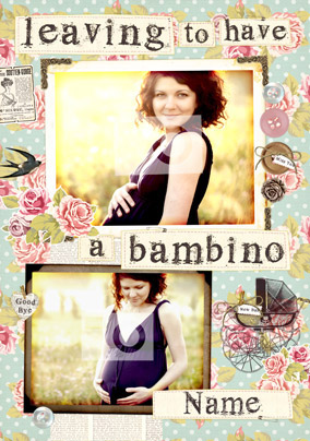 Collecting Happiness - Leaving Bambino