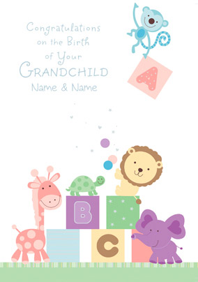 FMN - Birth of Your Grandchild