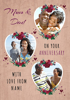 Anniversary cards for parents funky pigeon preview image is not found m4hsunfo