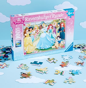 91255c44a49 Disney Princess XXL 100pc Jigsaw Puzzle. YES. NO. preview image is not found