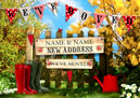 In The Country - New Address