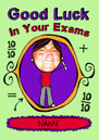 Definitely You - Good Luck With Exams M PU