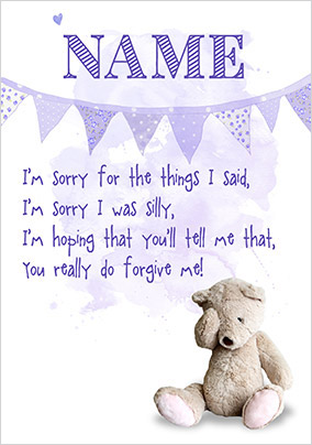 Sorry apology cards funky pigeon emotional rescue im sorry m4hsunfo