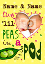HAP-PEA-NESS - Baby Twins