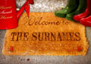 Home Sweet Home - Welcome Mat