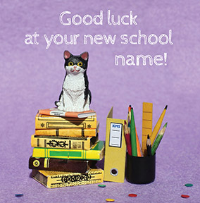 Bees Knees - Good Luck at your New School