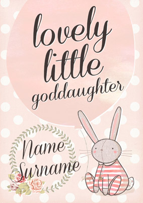 La Petit Lapin - Little Goddaughter