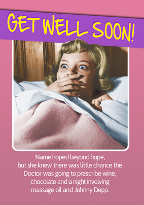 Get Well Soon Cards | Funky Pigeon