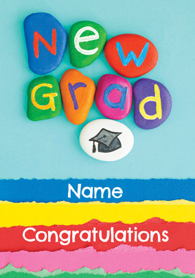 High Five - Congratulations New Grad