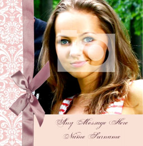 Baroque Ribbon - Photo Upload