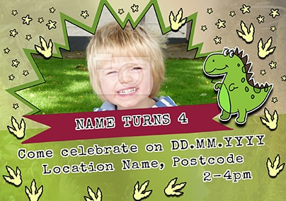 Personalised Invitations Party Invitations Funky Pigeon