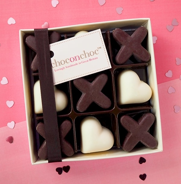 Love and Kisses Chocolate Box