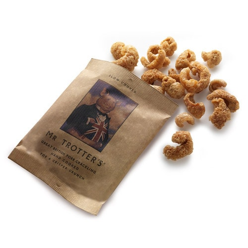Mr. Trotter's Pork Scratchings
