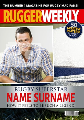 Spoof Magazine - Rugger Weekly