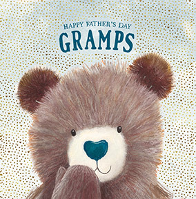 Happy Father's Day Gramps Card