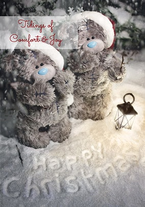 Comforts & Joy Me To You Christmas Card