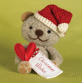Born To Stitch - One I Love Christmas Card